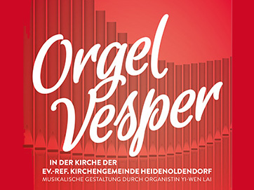 Kleine Orgelvesper online