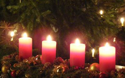CVJM feiert Advent